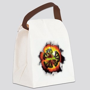 Darts Pro Canvas Lunch Bag
