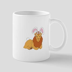 Lion Bunny Mugs