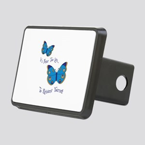 Reinvent Yourself Hitch Cover