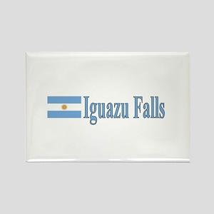 Iguazu Falls Rectangle Magnet