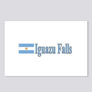 Iguazu Falls Postcards (Package of 8)
