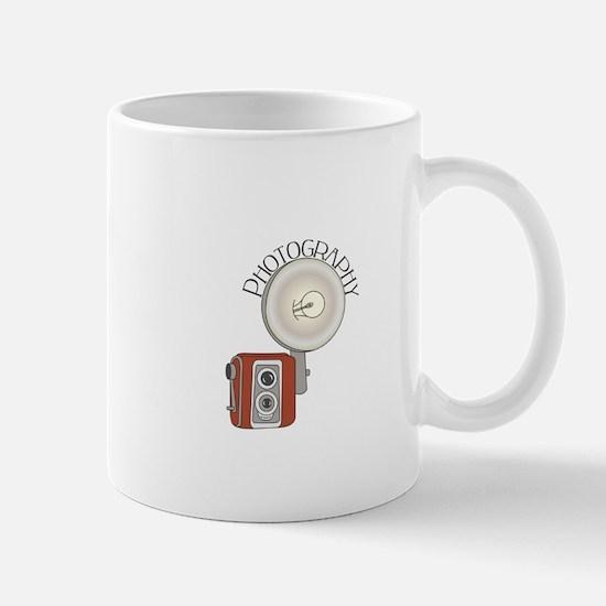 Photography Camera Mugs