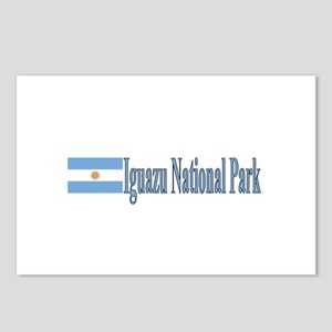 Iguazu National Park Postcards (Package of 8)