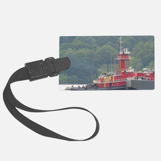 Cool Tug Luggage Tag