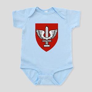 Kfir Brigade Logo Infant Bodysuit