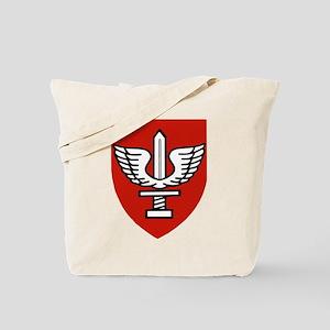 Kfir Brigade Logo Tote Bag