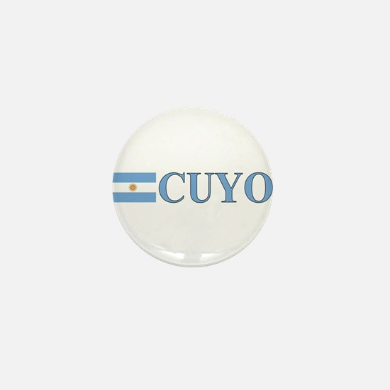 Cuyo, Argentina Mini Button