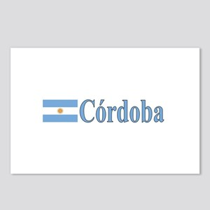 Cordoba, Argentina Postcards (Package of 8)