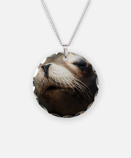 Sea lion jewelry sea lion designs on jewelry cheap custom jewelery cute sea lion necklace mozeypictures Image collections