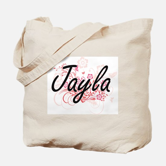 Cute Jayla Tote Bag
