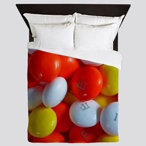 Colorful Candy Queen Duvet