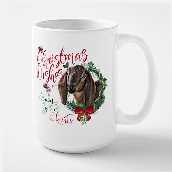 Christmas Goat | Christma Mug