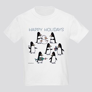 Happy Penguins T-Shirt