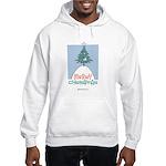 Merry Christmas Hoodie Hooded Sweatshirt