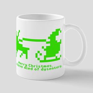 christmas trail (gn) Mug