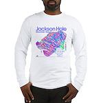 Jackson Hole Mountain Resort Long Sleeve T-Shirt