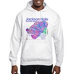 Jackson Hole Mountain Resort Hooded Sweatshirt
