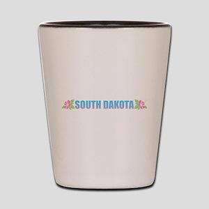 South Dakota Shot Glass