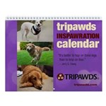 Tripawds Wall Calendar #13 - New For 2016
