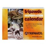 Tripawds Wall Calendar #17 - New For 2016