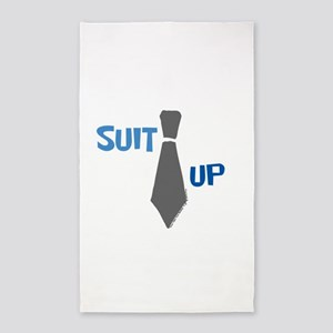 Suit Up Area Rug