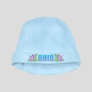 Ohio baby hat