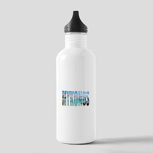 Mykonos Stainless Water Bottle 1.0L