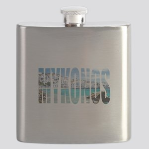 Mykonos Flask