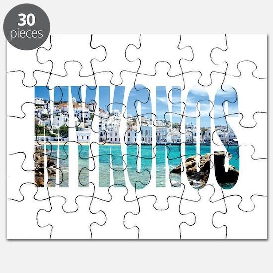 Mykonos Puzzle
