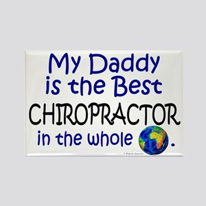 Best Chiropractor In The World (Daddy) Rectangle M