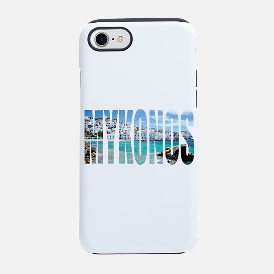 Mykonos iPhone 8/7 Tough Case