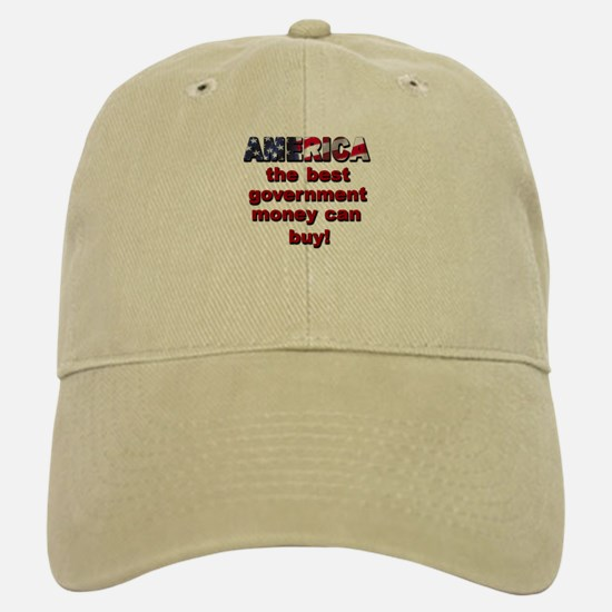 America Baseball Baseball Cap