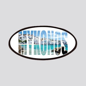 Mykonos Patch