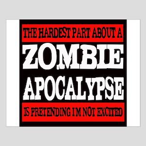 Zombie Apocalypse Posters
