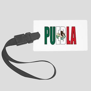Puebla Large Luggage Tag