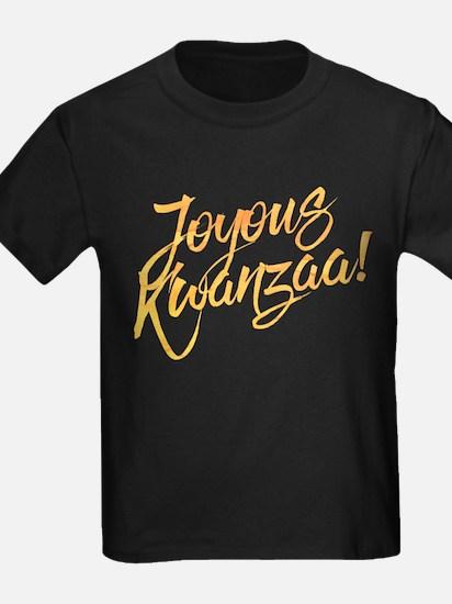 Joyous Kwanzaa T-Shirt