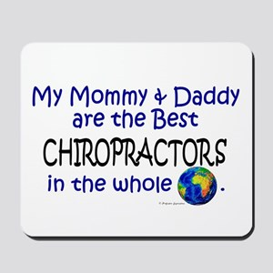 Best Chiropractors In The World Mousepad