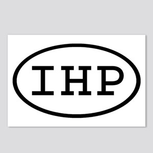 IHP Oval Postcards (Package of 8)