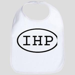IHP Oval Bib
