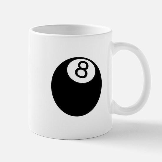 8 ball pool Mugs