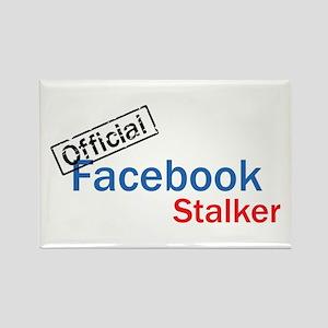 Official Facebook Stalker Magnets