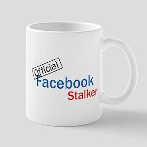 Official Facebook Stalker Mugs