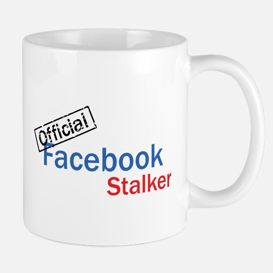 Official Facebook Stalker Mugs