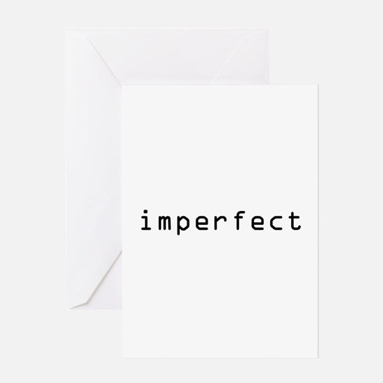 Imperfect Greeting Cards