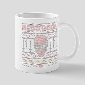 Deadpool Holiday Mug