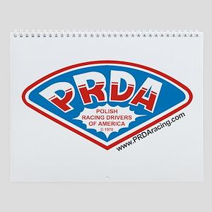 Prda Can Am Wall Calendar