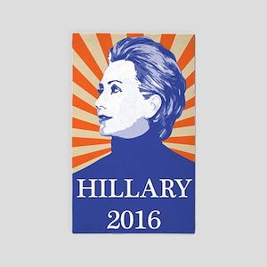 Hillary 2016 Area Rug
