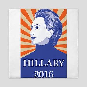 Hillary 2016 Queen Duvet