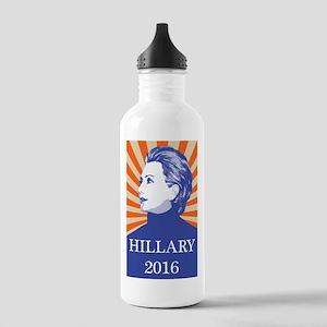 Hillary 2016 Water Bottle
