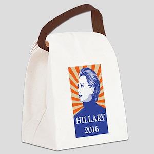 Hillary 2016 Canvas Lunch Bag